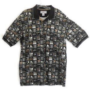 Boca Classics Men's Tropical Polo Shirt